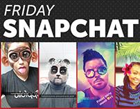 Snapchat Friday's