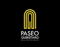 PASEO QUERÉTARO | ISOTIPO