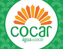 Design de Embalagem - Cocar água de coco