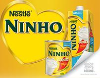 Nestlé: PDVs Ninho