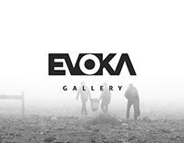 Evoka Gallery // Branding