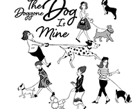 The Doggone Dog Is Mine_Girls