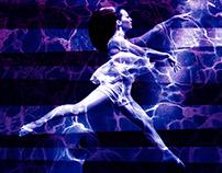 Water Ballet - Graphic Design