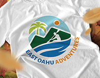 East Oahu Adventures logo