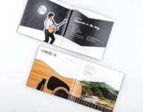 劉雲平首張吉他創・演專輯 ——指板上的旅程