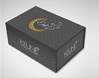Keune - Gift Box Packaging Design