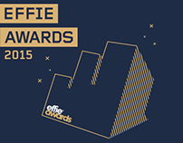 EFFIE AWARDS 2015