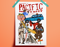 poster — Explore the PNW