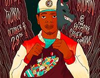 LIVE @ FILLMORE: Chance The Rapper