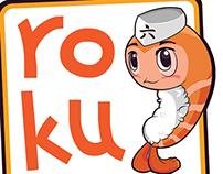 Roku Logo Studies