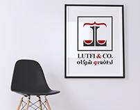 lotfi lawyer logo