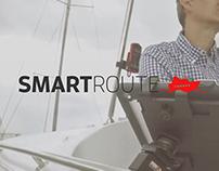 Smart Route identity & web identity