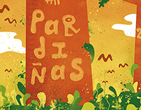XXXV Festival de Pardiñas Poster