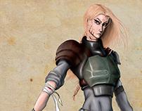 Élirha, Sandalphon apprentice