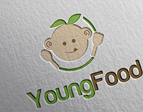 Logo for young food