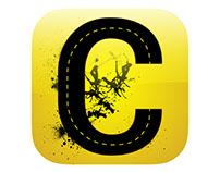 Traffic Counter App Design