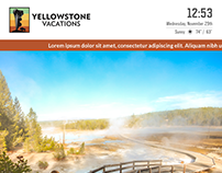 Yellowstone Vacations - Virtual Concierge