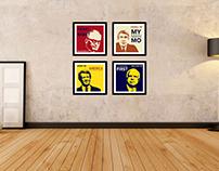 Arizona's 4 Presidential Candidates