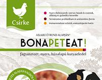 Packaging design - Dog food brand