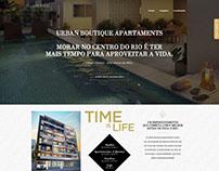 Urban Centro | Landing Onepage Luxury