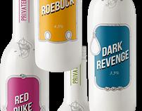 Privateer Beers
