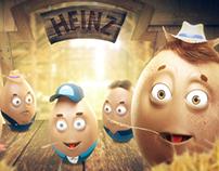 Campanha Maionese Heinz