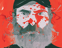 You Were Never Really Here | Editorial Illustration