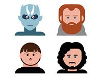 GOT Emojis