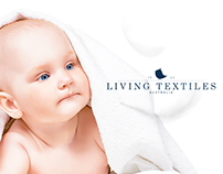 Living Textiles - Web Design
