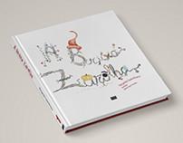 A Bruxa Zarolha - Livro Infantil