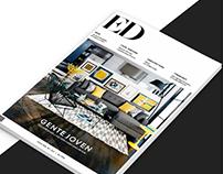 Revista ED – Rediseño