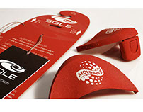 SOLE Insole Packaging