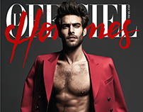 JON KORTAJARENA for L'OFFICIEL HOMMES THAILAND
