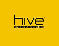 HiVE SPRING/SUMMER 2016