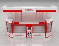 CAMERENA Travel Retail