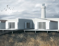 Lighthouse Sea Hotel-Architecture Competition