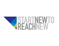 Identity - Start New to Reach New
