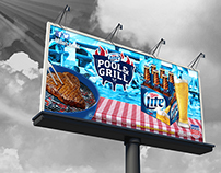 Miller Lite | Pool & Grill