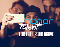 Honor Talent- DIgital Activation