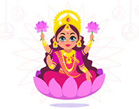 Diwali Dhamaka- Animated Stickers for Hike Messenger