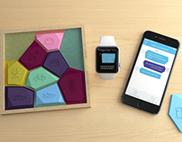 Estimote Stickers demo apps