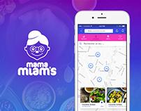 Food App Mama Miam's