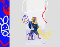 criô | design de brinquedos + identidade visual