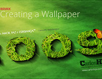 Creating Wallpaper | Nostalgia