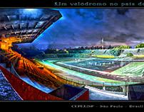 """Photo HDR Panoramic - """"Um velódromo no país do futebol"""""""