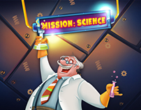 Mission:Science - Game Design