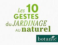 Les 10 Vidéos du jardinage au naturel, BOTANIC