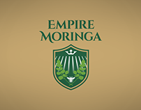 Empire Moringa | Brand Design