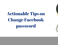 Actionable Tips on Change Facebook Password