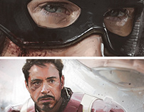 'Divided We Fall' Captain America
